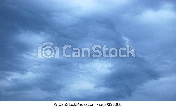 Storm clouds - csp0398368