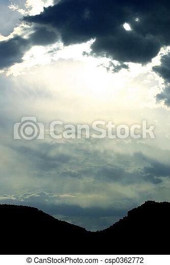 Storm Clouds - csp0362772