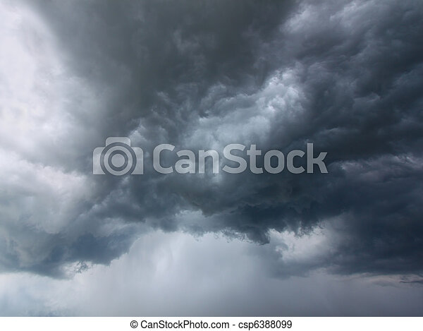 Storm Clouds - csp6388099