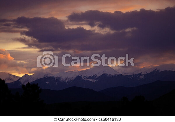 Storm Clouds - csp0416130
