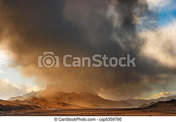 Storm clouds - csp5359760