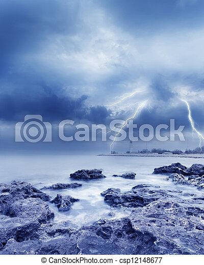 Storm - csp12148677