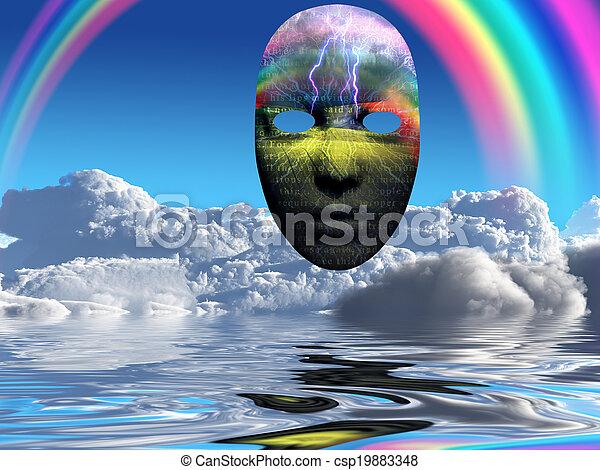 Storm - csp19883348