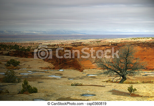 Stormy Canyon - csp0360819