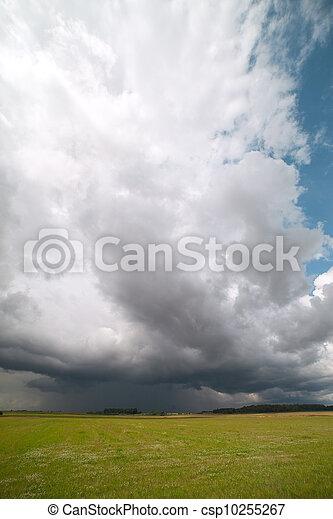 Stormy cloud. - csp10255267