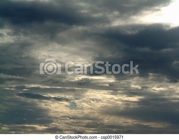 Stormy Sky - csp0015971