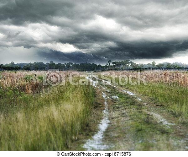 Stormy Weather - csp18715876