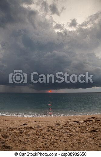 Stormy weather - csp38902650