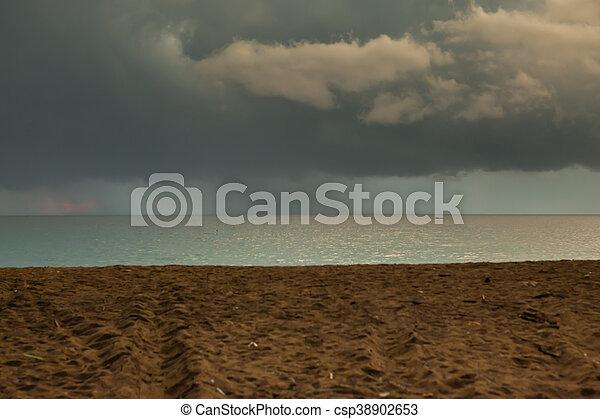 Stormy weather - csp38902653