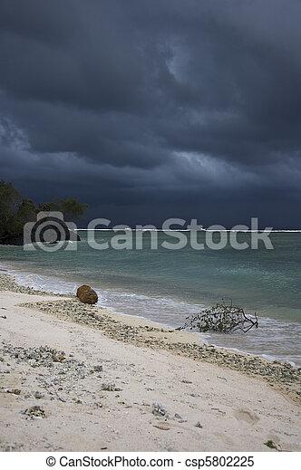 stormy weather - csp5802225
