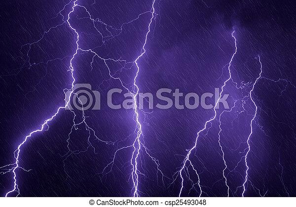 Stormy weather - csp25493048