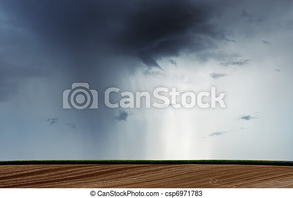 stormy weather - csp6971783