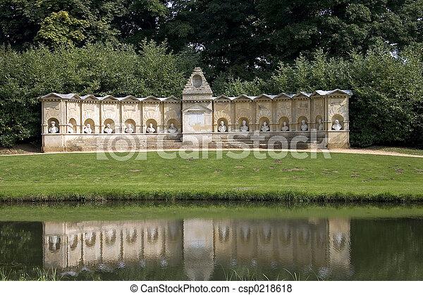 Stowe Gardens - csp0218618