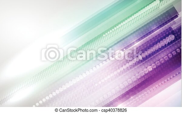 Vector Drawing Straight Lines : Straight lines abstract vector background on white