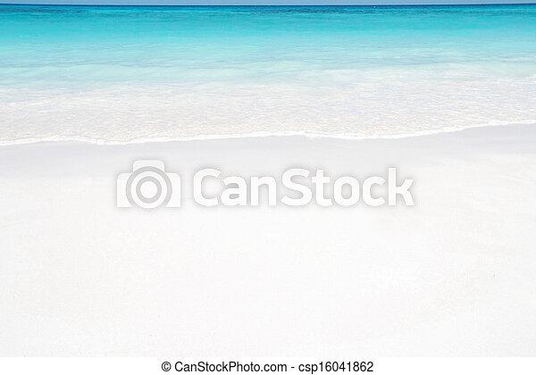 strand, mooi - csp16041862
