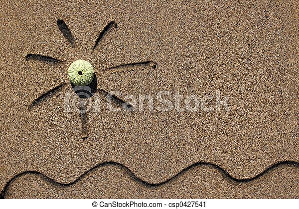 strand scen - csp0427541