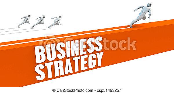 strategia, handlowy - csp51493257