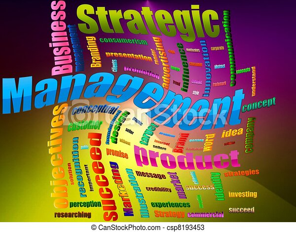 Strategic Management Related Text - csp8193453
