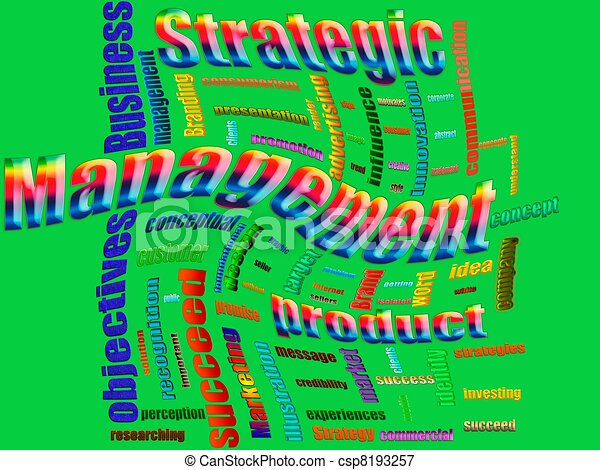 Strategic Management Related Text  - csp8193257