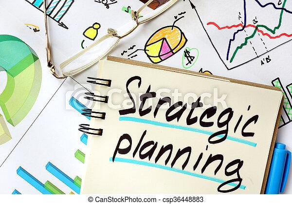 strategic planning - csp36448883