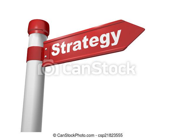 strategie - csp21823555