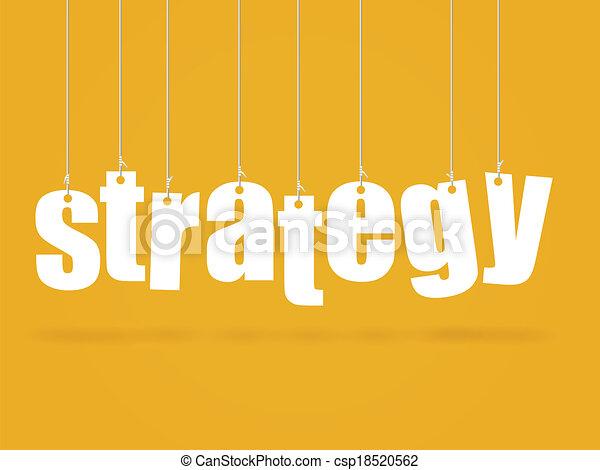 Strategy - csp18520562