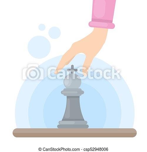 Strategy concept illustration. - csp52948006