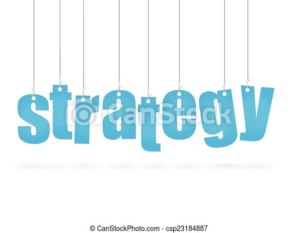 Strategy - csp23184887