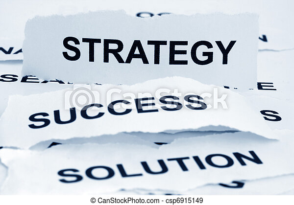 Strategy sucess solution  - csp6915149