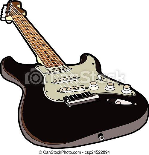 Stratocaster - csp24522894