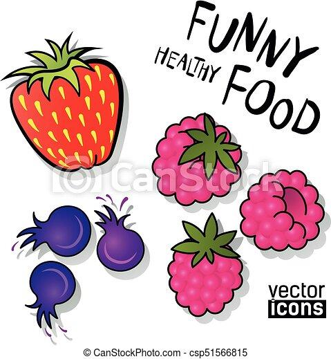 strava, vektor, dát, ikona - csp51566815