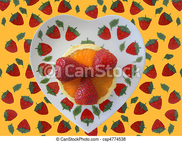 Strawberries 2 - csp4774538
