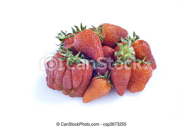 Strawberries 2 - csp3673255