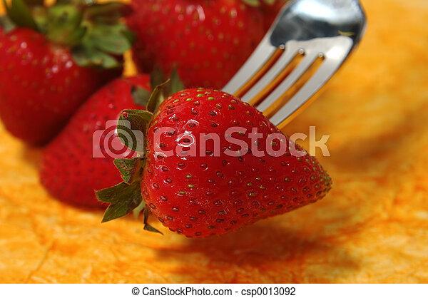 Strawberries - csp0013092