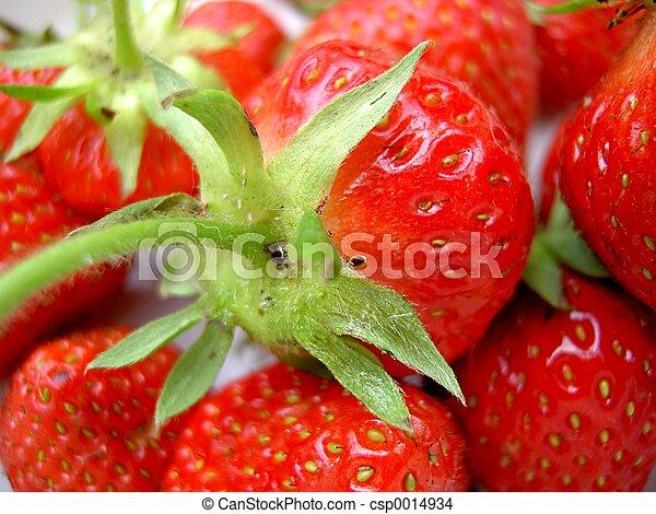 Strawberries - csp0014934