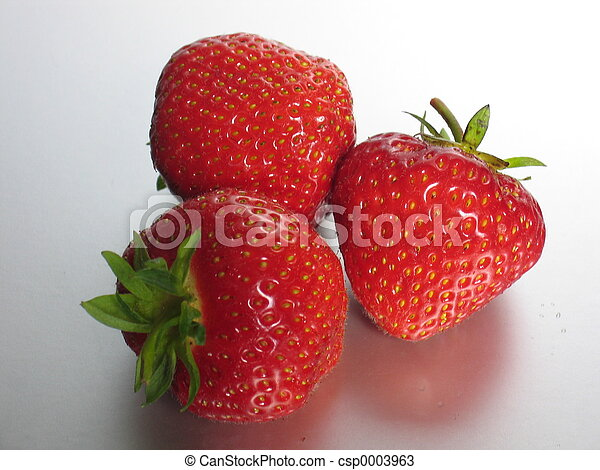 Strawberries - csp0003963