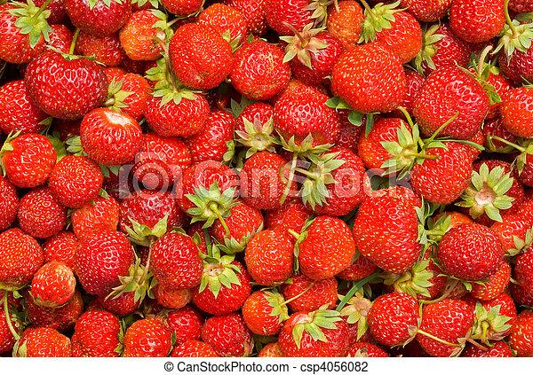 Strawberry 6 - csp4056082