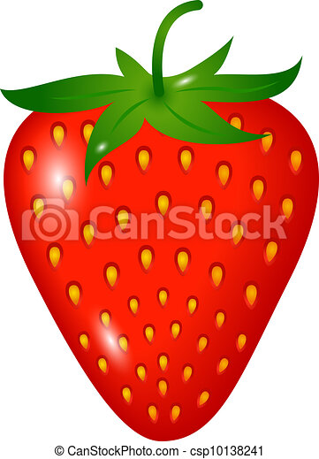 Strawberry - csp10138241