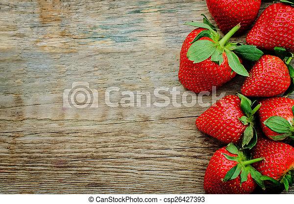 strawberry - csp26427393