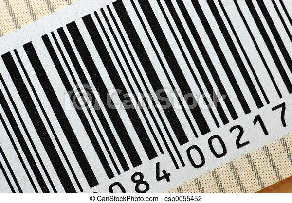 streepjescode - csp0055452