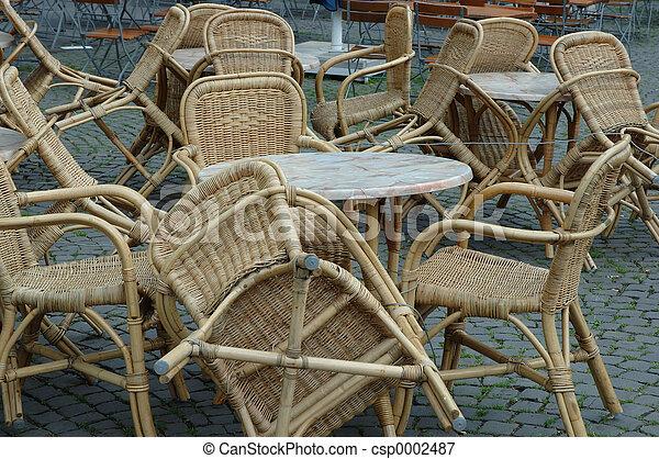 street chairs - csp0002487