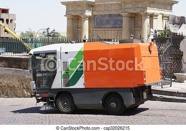 street cleaner - csp32026215