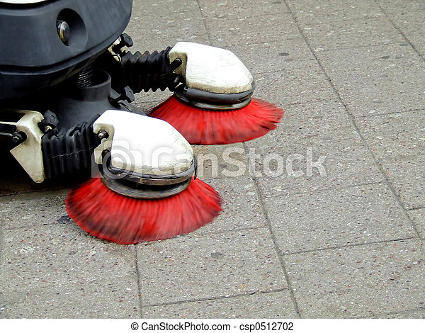 Street cleaner - csp0512702