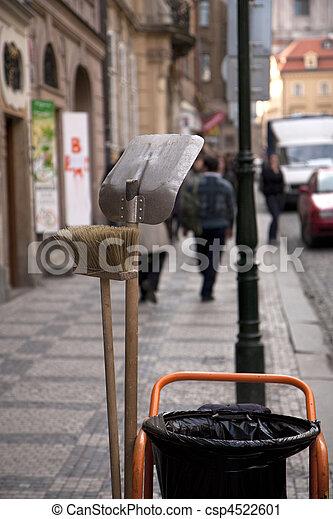 Street cleaner tools - csp4522601