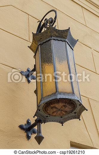 Street lamp. - csp19261210