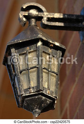 Street Lamp - csp22420575