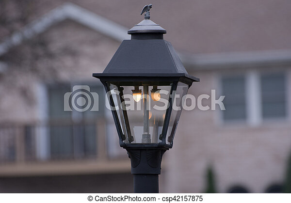 Street lamp - csp42157875