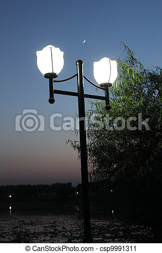 Street lamp - csp9991311