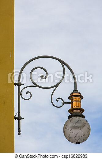 Street lamp - csp16822983