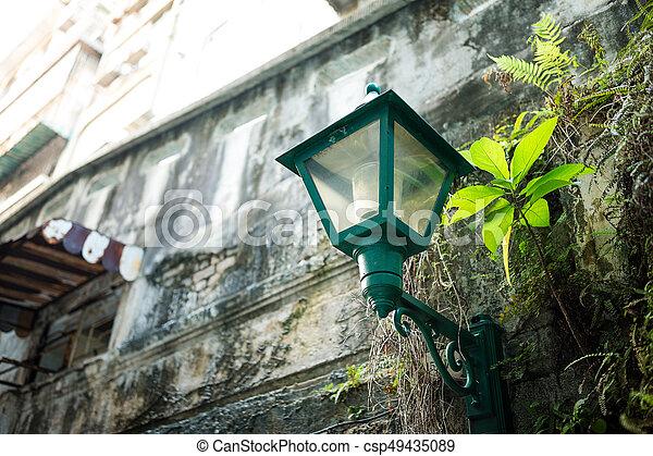 Street lamp - csp49435089